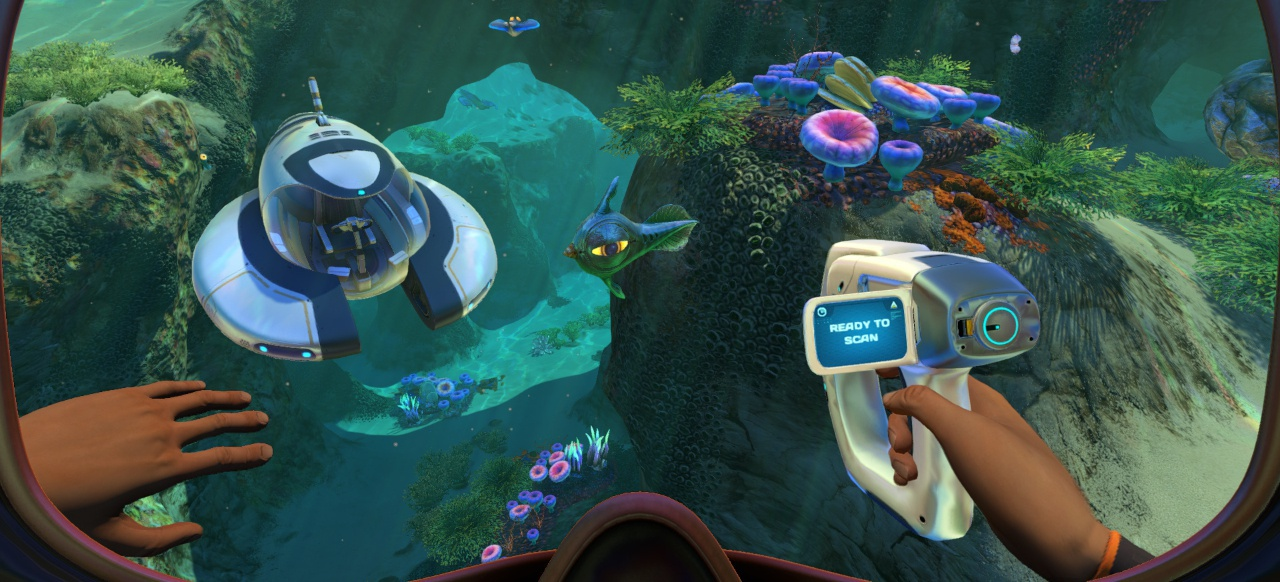 Subnautica (Strategie) von Unknown Worlds Entertainment