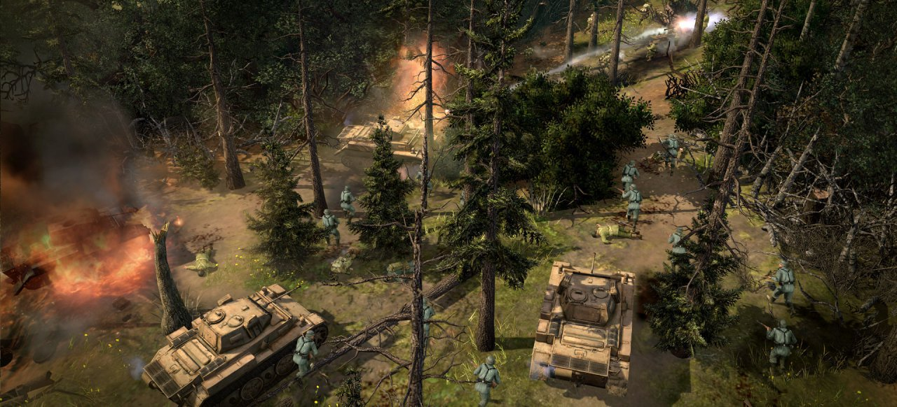 Company of Heroes 2: The Western Front Armies (Strategie) von Sega