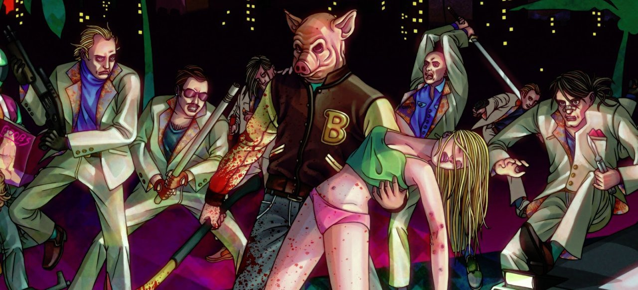 Hotline Miami (Action) von Devolver Digital / Sony
