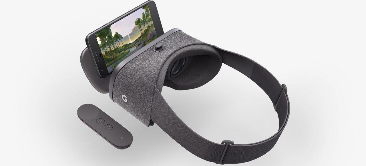 Daydream View (Hardware) von Google
