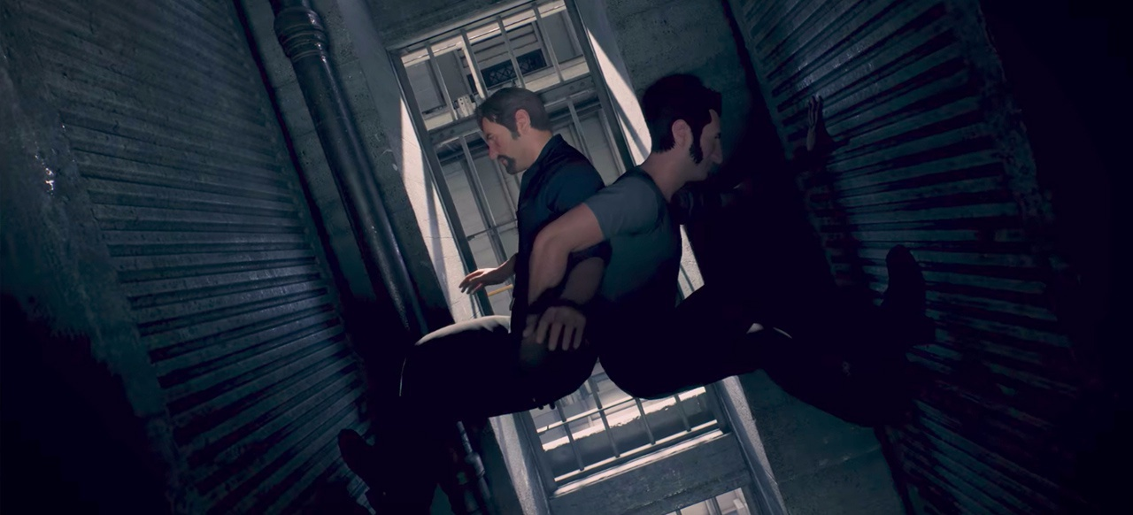 A Way Out (Adventure) von Electronic Arts