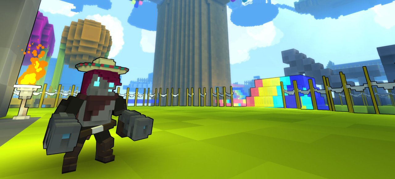 how to play trove xbox one