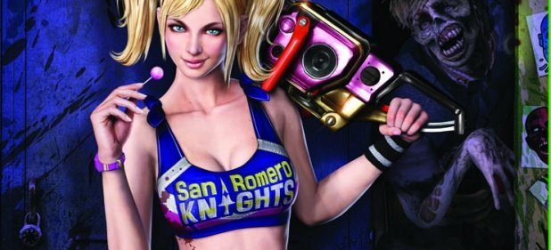Lollipop Chainsaw (Action) von Warner Bros. Interactive Entertainmnet