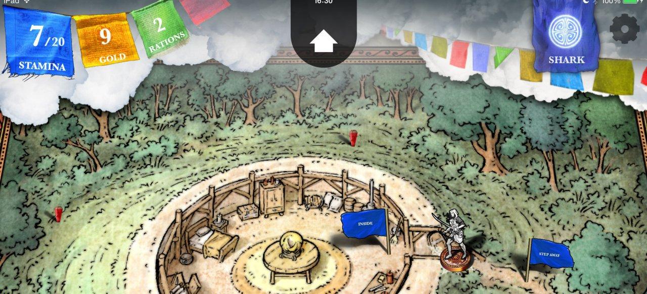 Sorcery! - Teil 3 (Rollenspiel) von inkle Studios