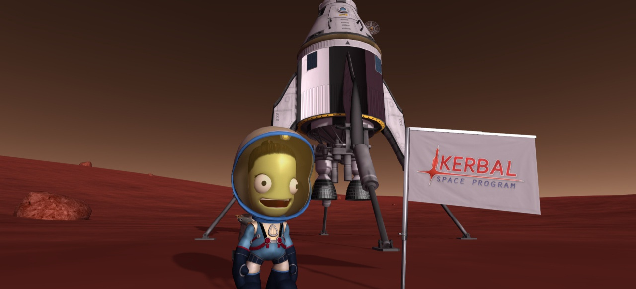 Kerbal Space Program: Making History Expansion (Simulation) von Squad