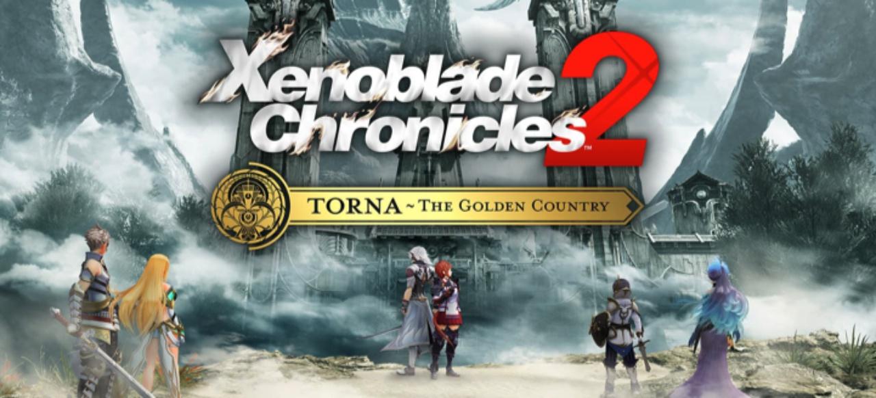 Xenoblade Chronicles 2: Torna - The Golden Country (Rollenspiel) von Nintendo