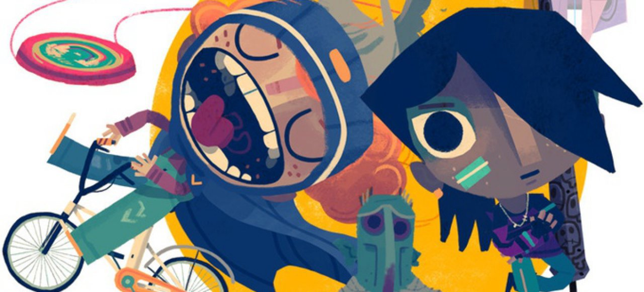 Knights and Bikes (Action) von Double Fine Productions