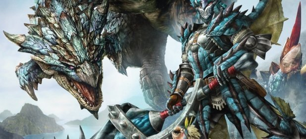 Monster Hunter 3G (Action) von Capcom