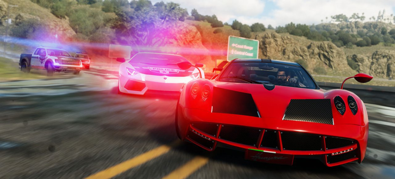 The Crew Calling All Units (Rennspiel) von Ubisoft