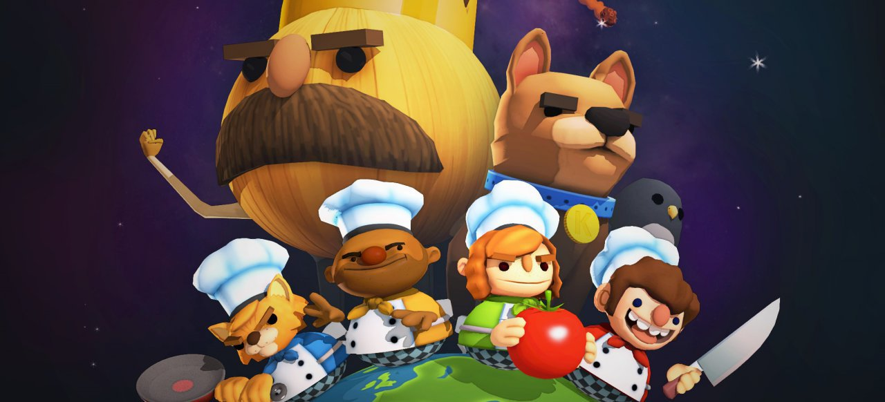 Overcooked dlc paket lost morsel und gourmet edition for Couch koop ps4