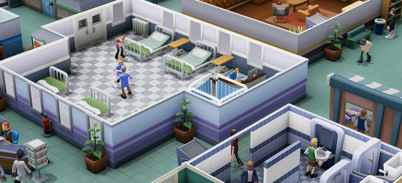 Two Point Hospital (Simulation) von SEGA
