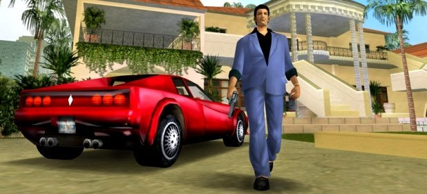 Grand Theft Auto: Vice City (Action) von Take 2 Interactive
