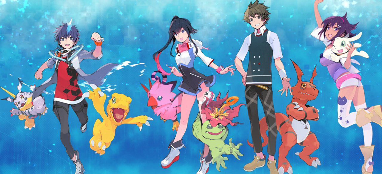 Digimon World: Next Order (Rollenspiel) von Bandai Namco Entertainment