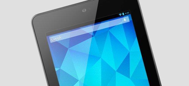 Nexus 7 (Hardware) von Asus, Google