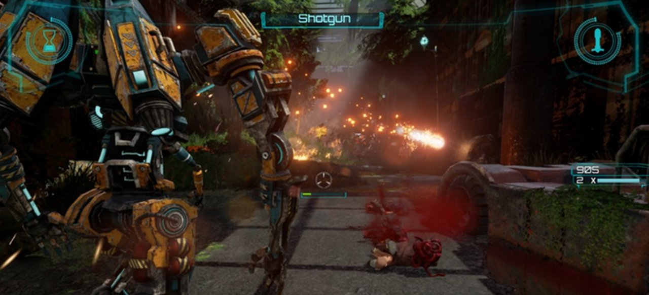Beyond Flesh and Blood (Action) von Pixel Bomb Games