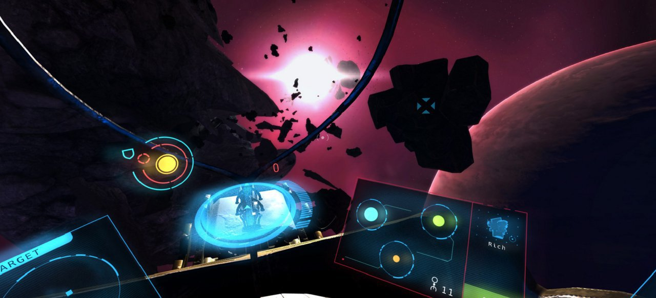 Space Rift (Simulation) von bitComposer