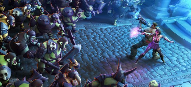 Orcs Must Die! 2 (Strategie) von Robot Entertainment