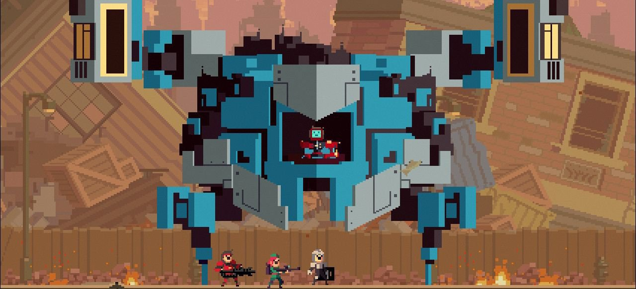 Super Time Force (Action) von Capybara Games