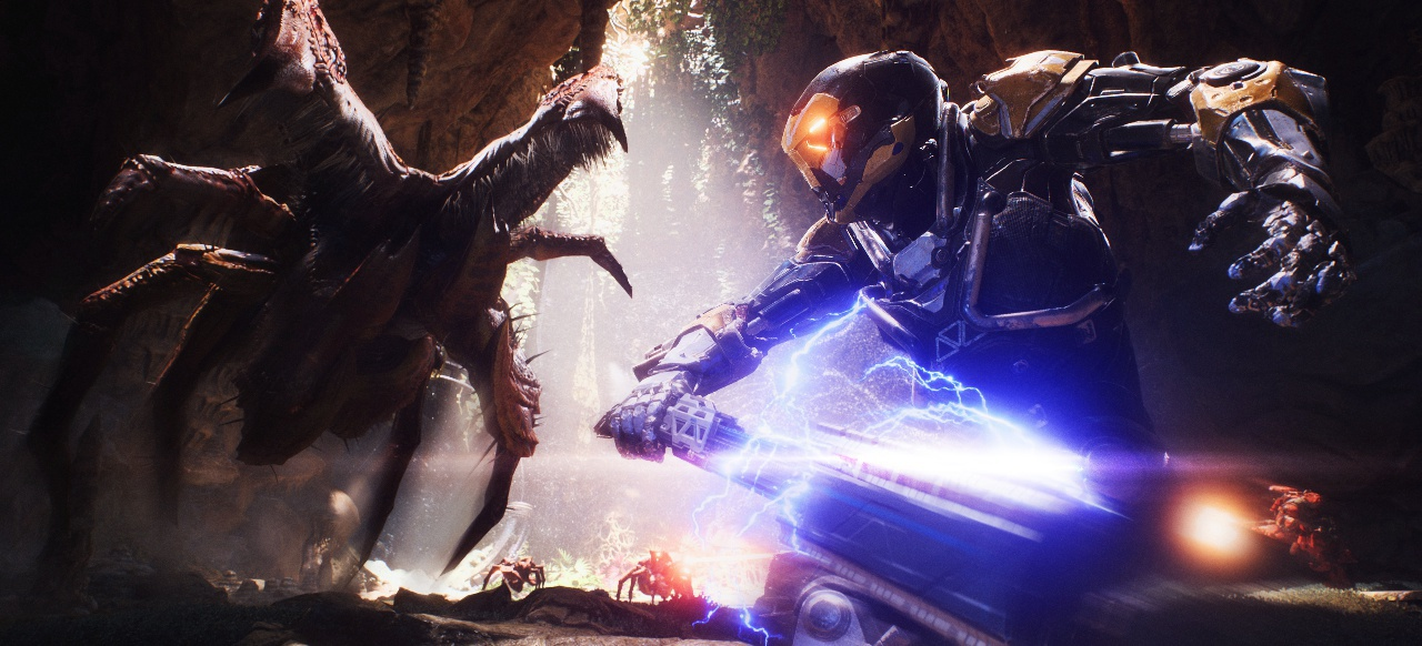 Anthem (Action) von Electronic Arts