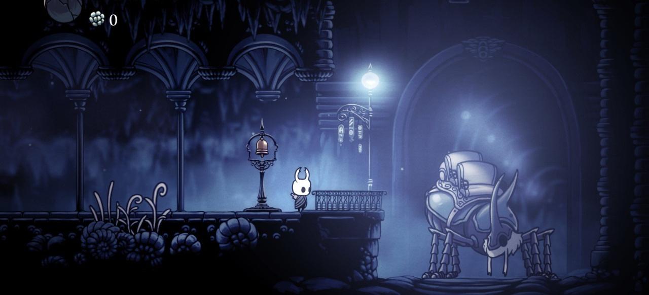 Hollow Knight (Geschicklichkeit) von