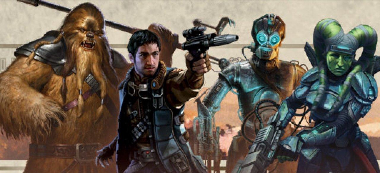 Star Wars: Am Rande des Imperiums - Einsteigerset (Brettspiel) von Heidelberger Spieleverlag