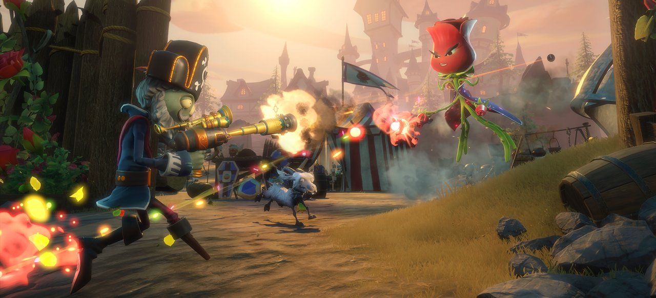 Plants vs. Zombies: Garden Warfare 2 (Shooter) von Electronic Arts