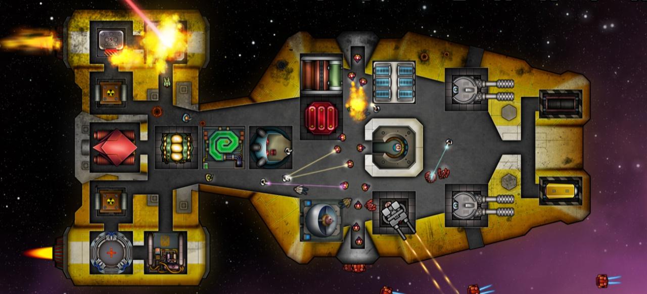 Shortest Trip to Earth (Strategie) von Iceberg Interactive