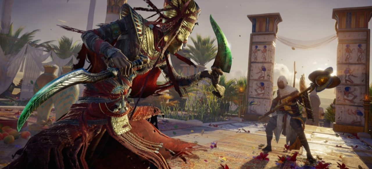 Assassin's Creed Origins: Der Fluch der Pharaonen (Action) von Ubisoft