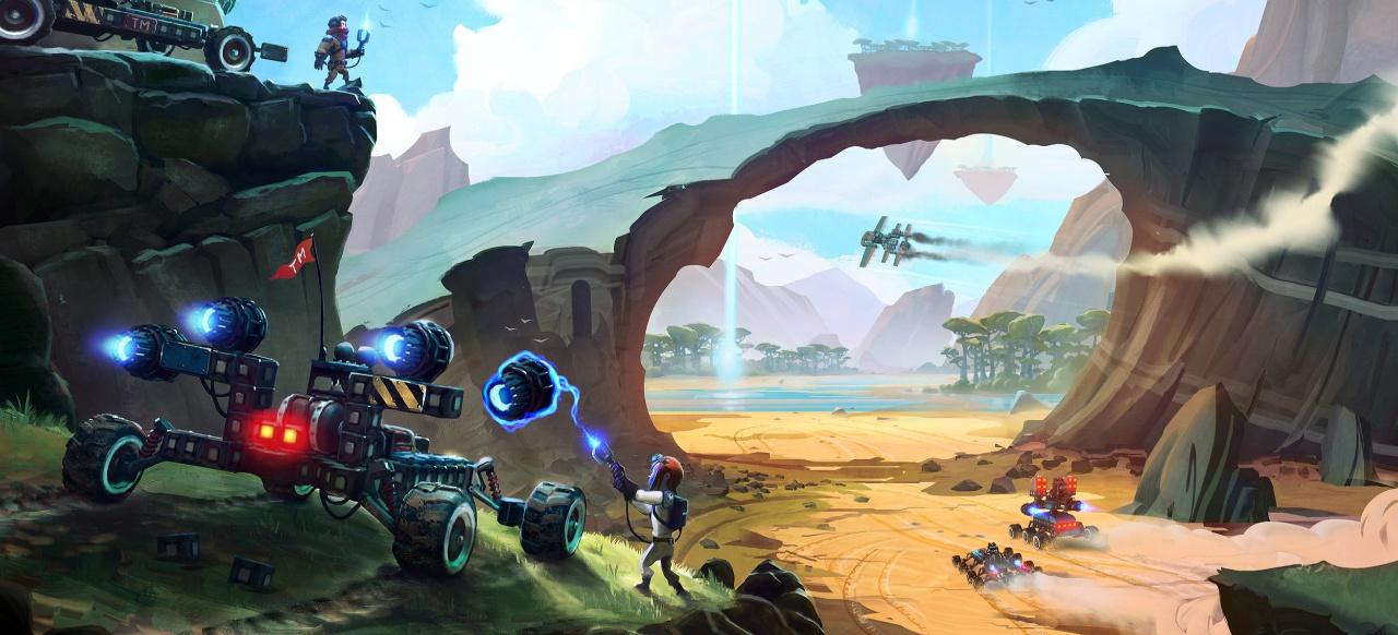Trailmakers (Simulation) von Flashbulb Games