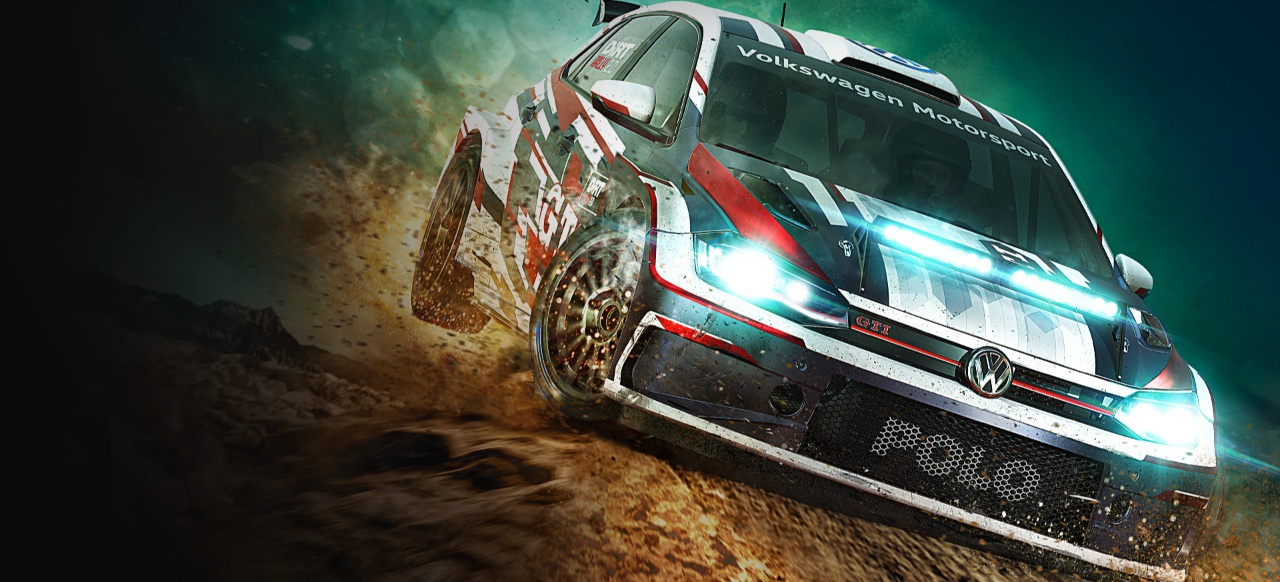 DiRT Rally 2.0 (Rennspiel) von Codemasters