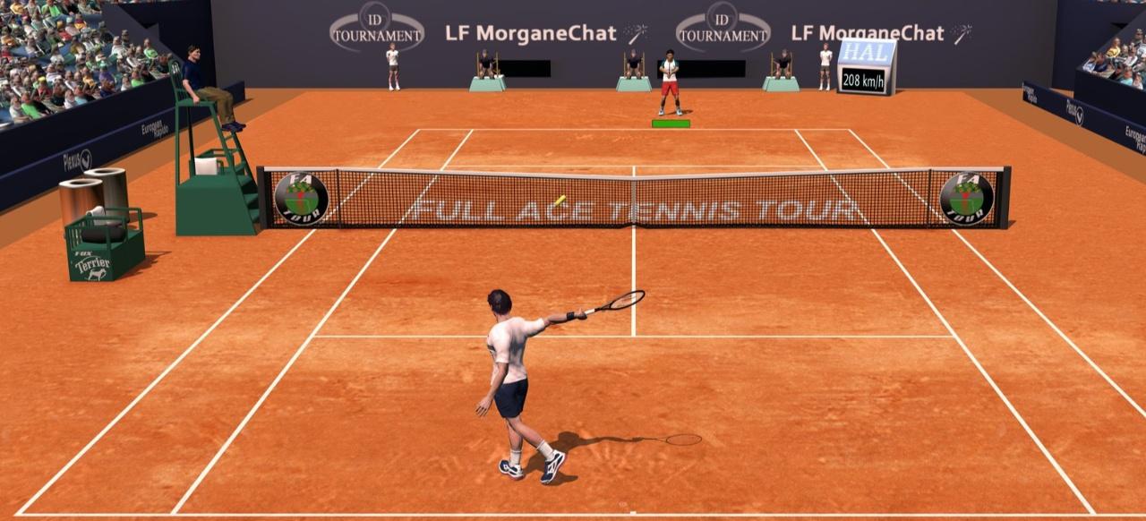 Full Ace Tennis Simulator (Sport) von Whippering