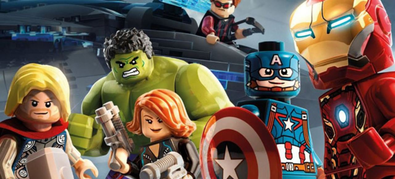 LEGO Marvel's Avengers  (Action) von Warner Bros. Interactive Entertainment, TT Games und The LEGO Group