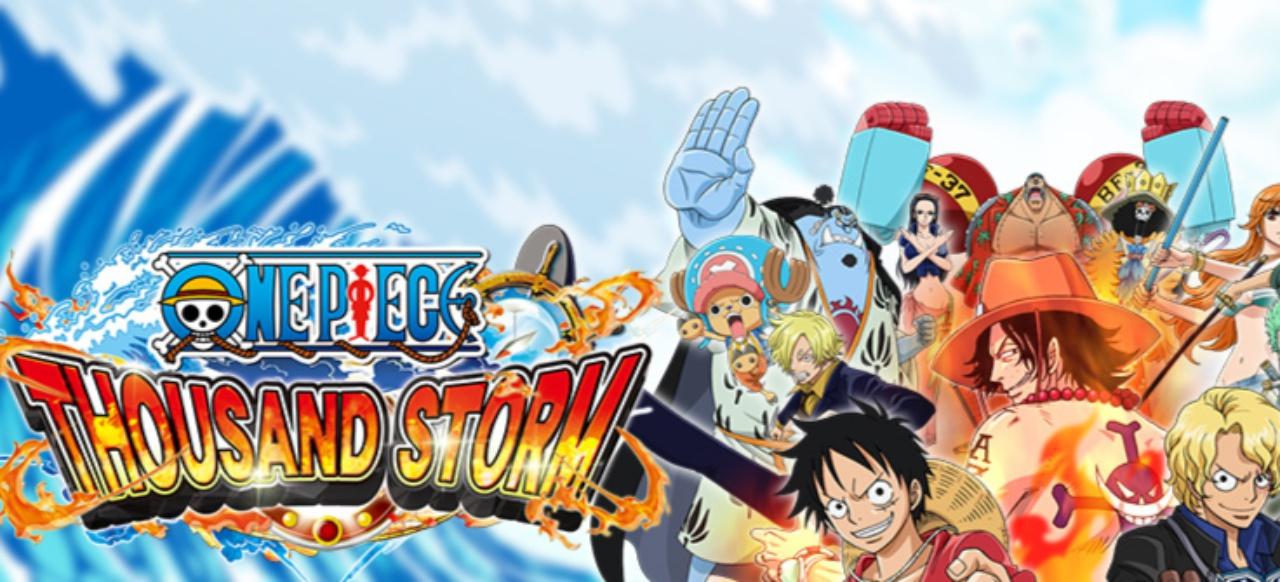 One Piece Thousand Storm (Rollenspiel) von Bandai Namco Entertainment