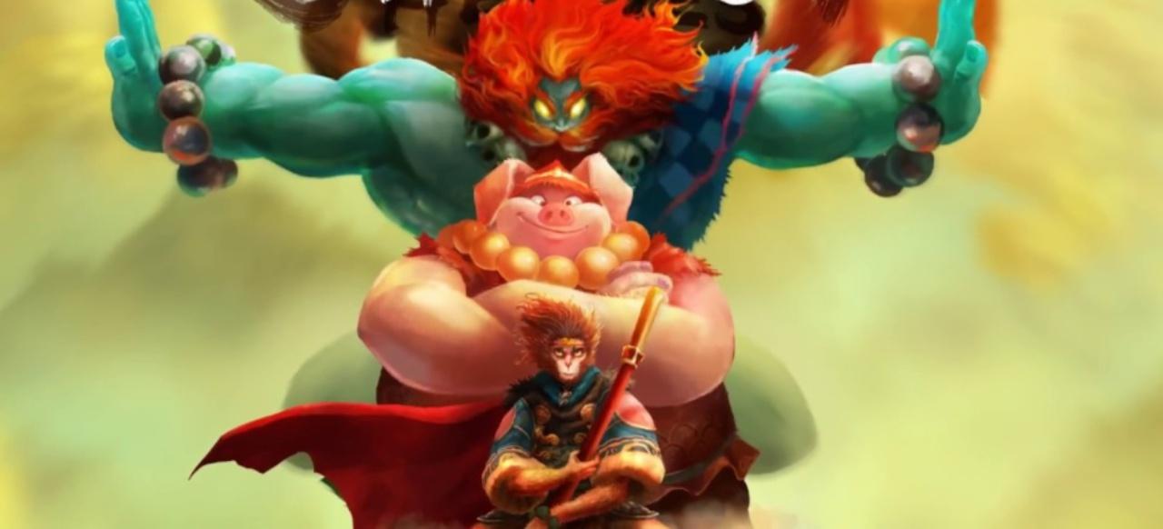 Unruly Heroes (Action) von Magic Design Studios