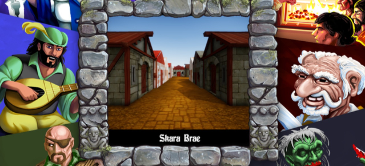 The Bard's Tale Trilogy (Rollenspiel) von inXile Entertainment