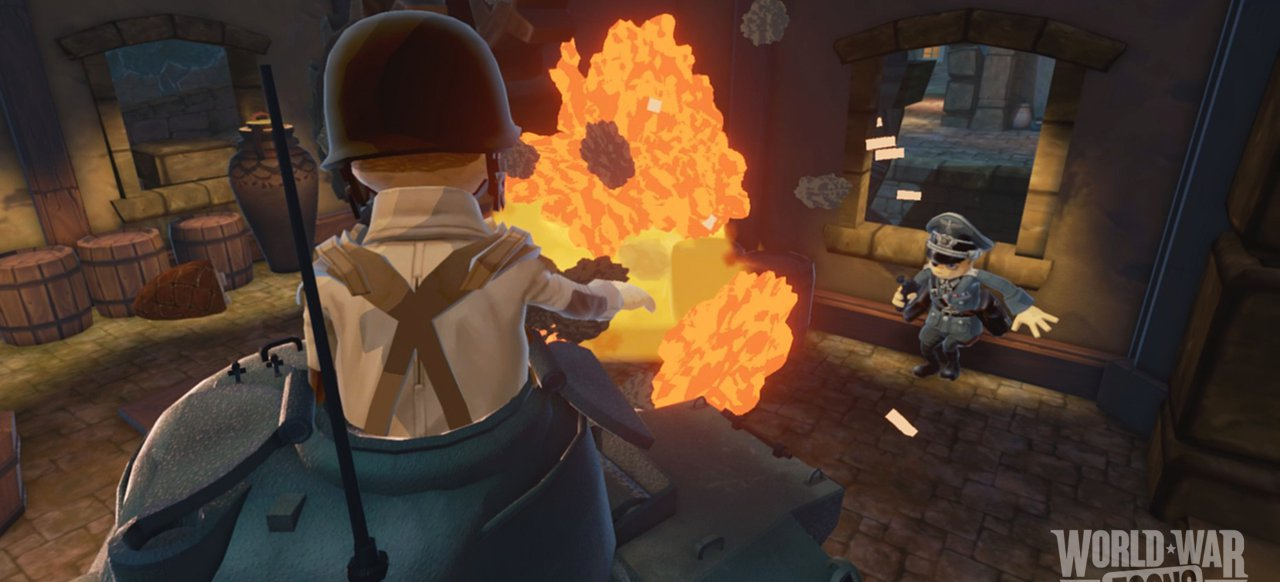 World War Toons (Shooter) von Reload Studios