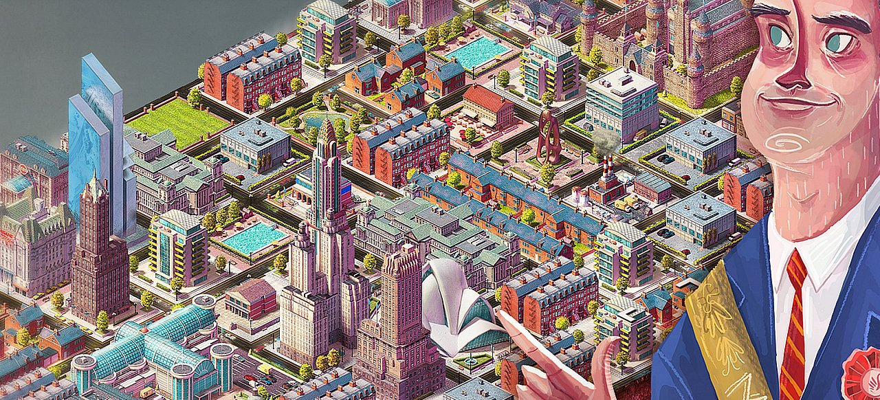 Concrete Jungle (Strategie) von ColePowered Games