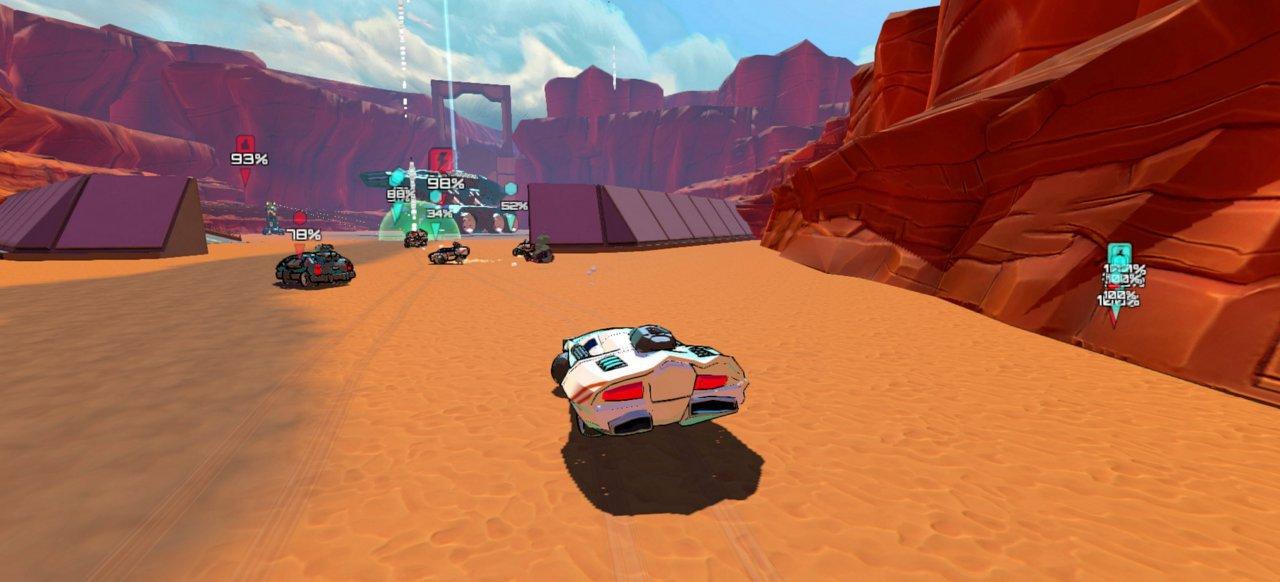 Auto Age: Standoff (Rennspiel) von Phantom Compass