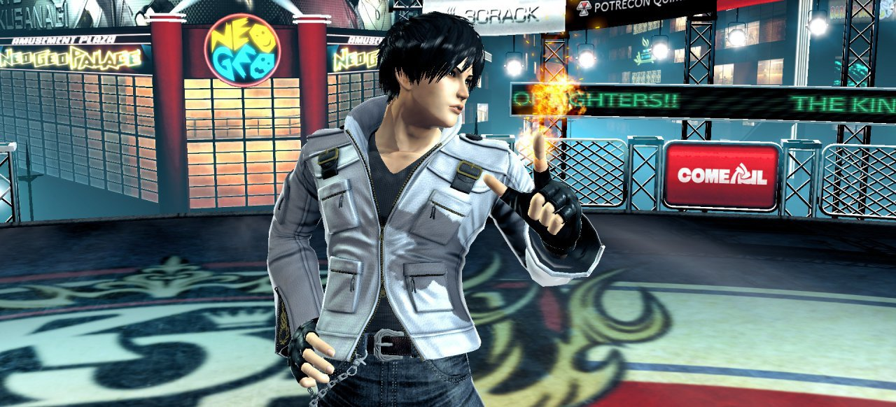 The King of Fighters 14 (Action) von SNK Playmore / Deep Silver (Europa)