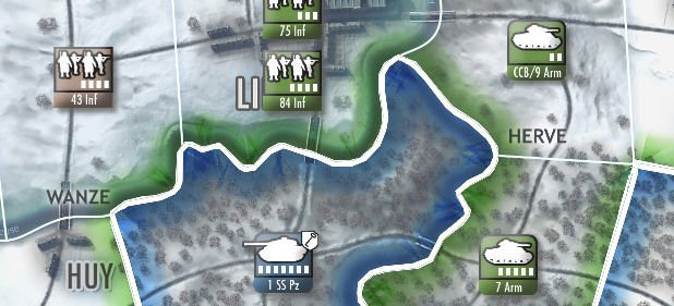Battle of the Bulge (Strategie) von Shenandoah Studio