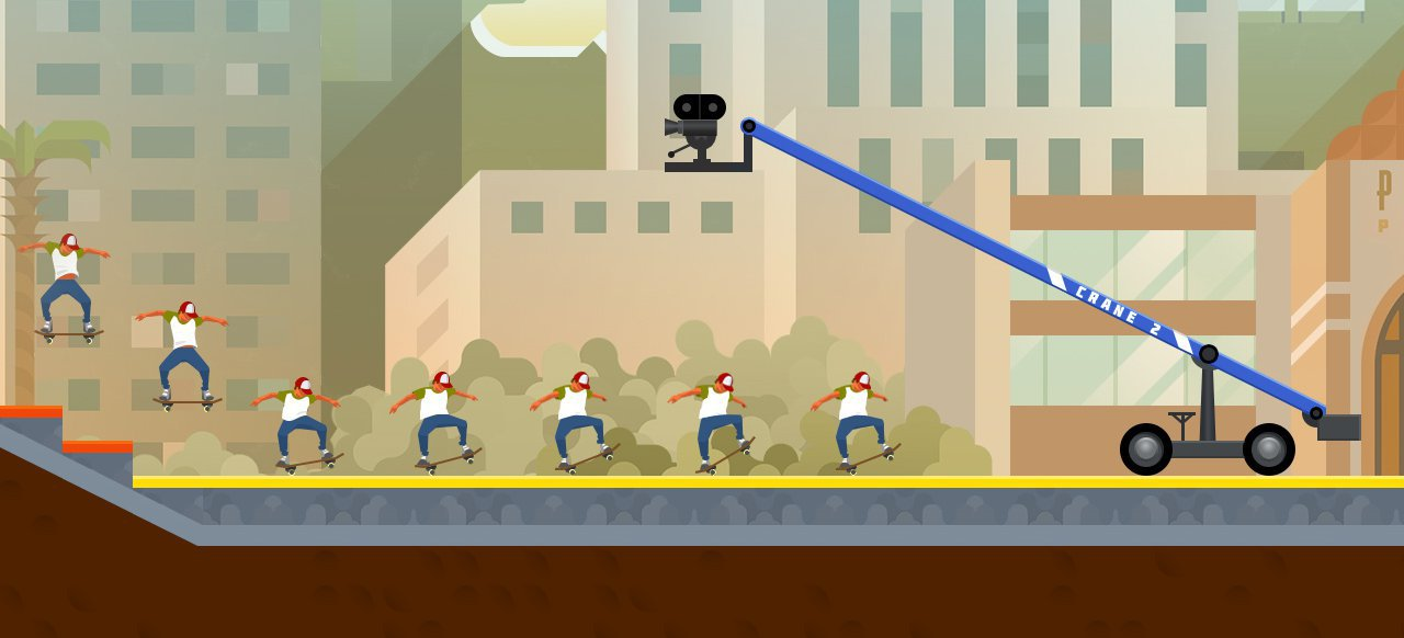 OlliOlli2: Welcome to Olliwood (Action) von Devolver Digital