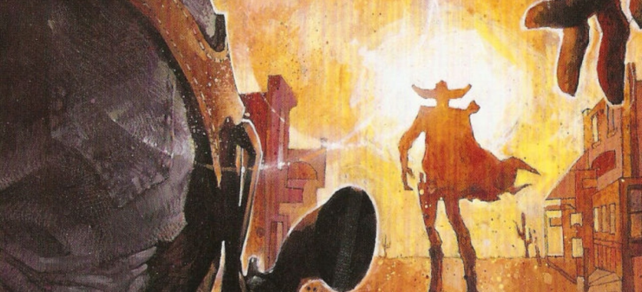 Outlaws (Shooter) von LucasArts