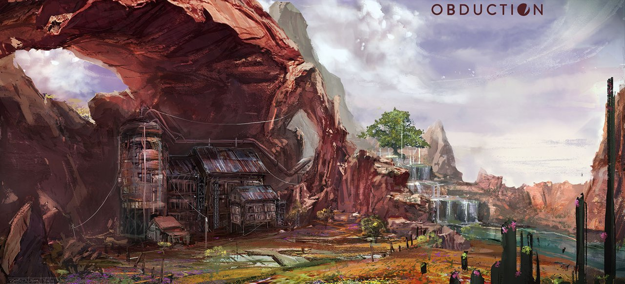 Obduction (Adventure) von Cyan