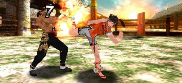 Tekken Card Tournament (Sonstiges) von Namco Bandai