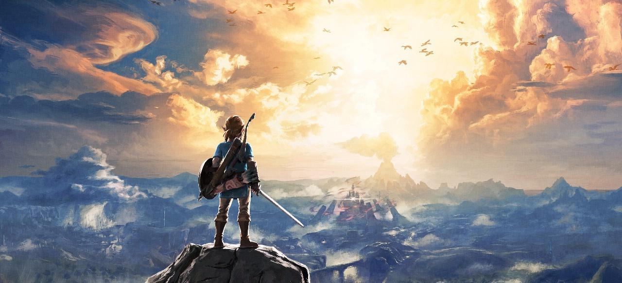 The Legend of Zelda: Breath of the Wild (Action) von Nintendo
