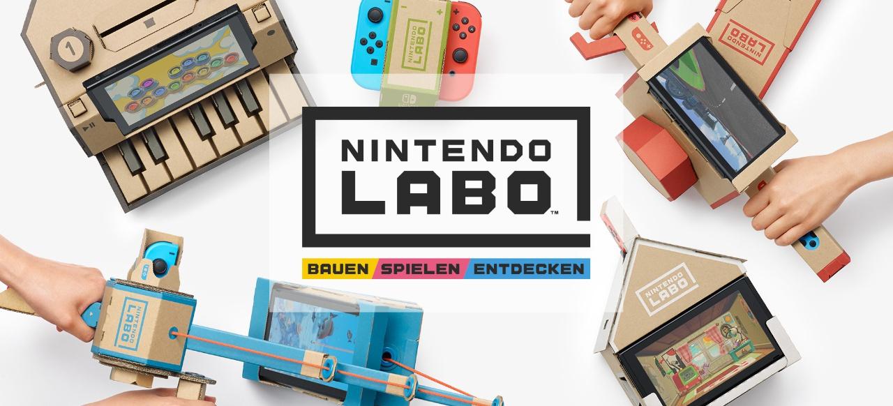 Nintendo Labo (Hardware) von Nintendo