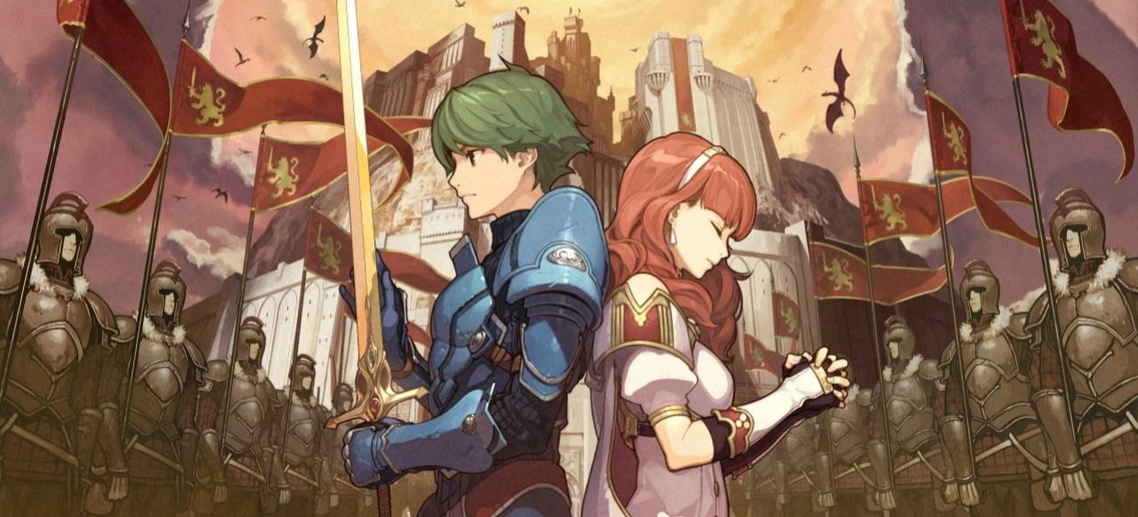 Fire Emblem Echoes: Shadows of Valentia (Rollenspiel) von Nintendo