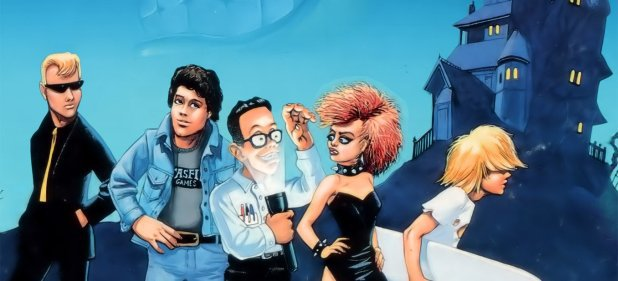 Maniac Mansion (Oldie) (Adventure) von Lucasfilm Games / Softgold