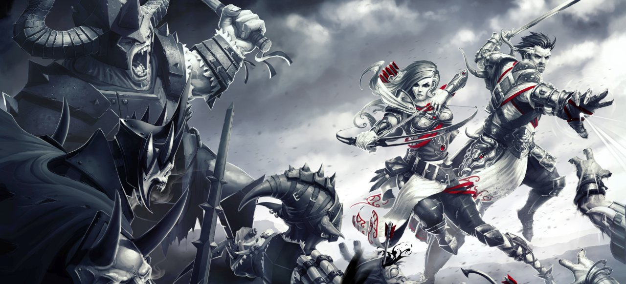 Divinity: Original Sin (Rollenspiel) von Larian Studios / Daedalic Entertainment (PC) / Focus Home Interactive (PS4, Xbox One)