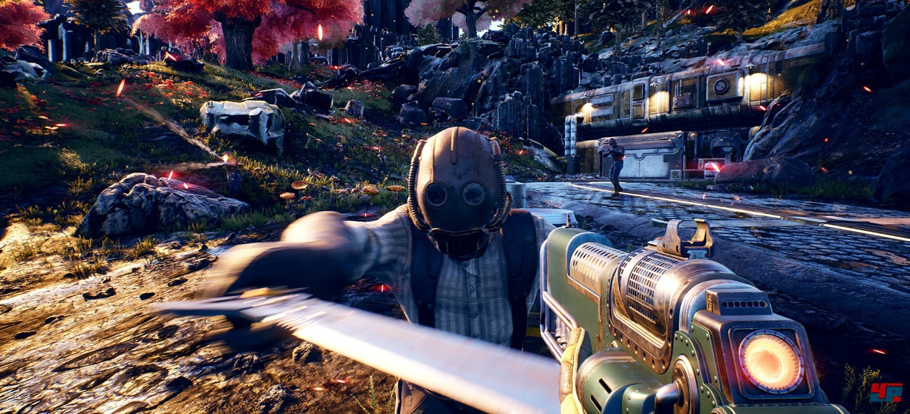 The Outer Worlds (Rollenspiel) von Private Division